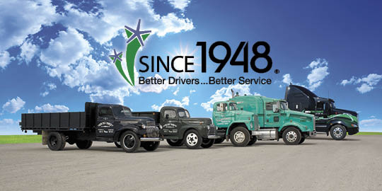 Since 1948 - Better Drivers... Better Service