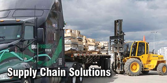 Canada Freight Management and Supply Chain Solutions