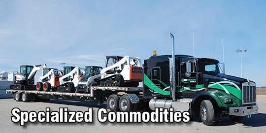 Specialized Commodities