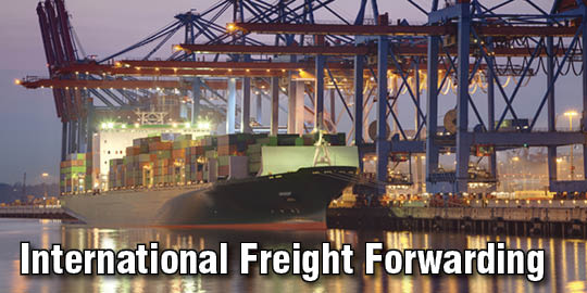 Canada Freight Management and International Freight Forwarding