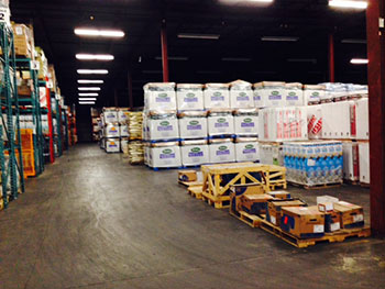 Big Freight Warehousing